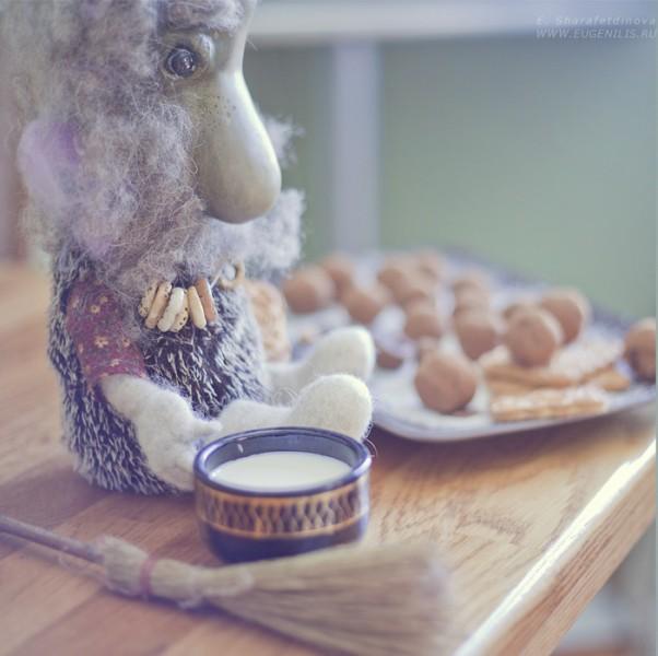 Интервью с художником по куклам Натальей Родиной