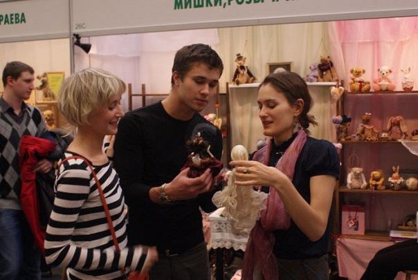 Интервью с художницей Натальей Родиной