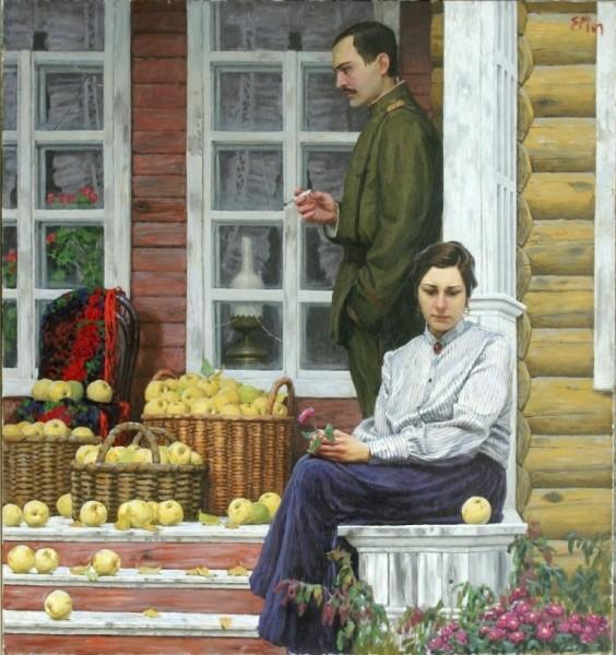 русский художник-живописец