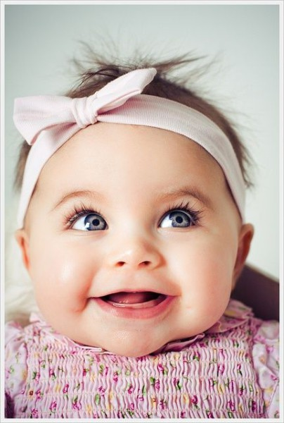 улыбка и смех дети