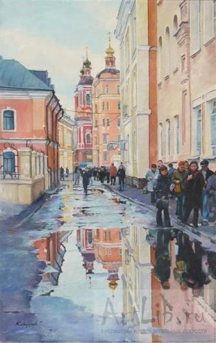 Интервью с художницей Татьяной Гладковой