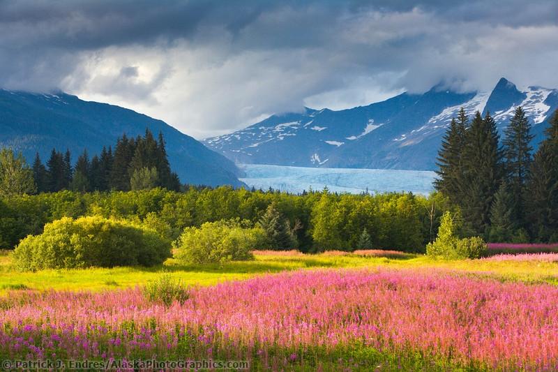 Природа Аляски на фото Patrick Enders