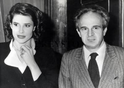 Фанни Ардан с мужем
