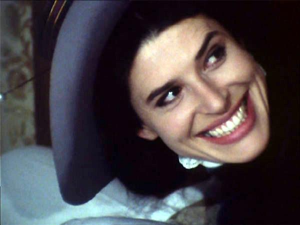 улыбка Фанни Ардан