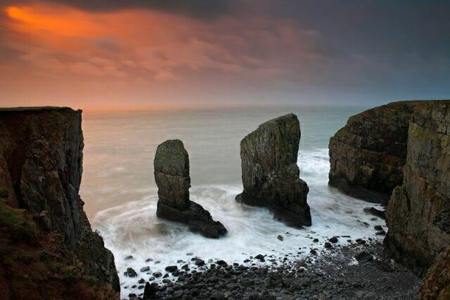 Красивые пейзажи Adam Burton