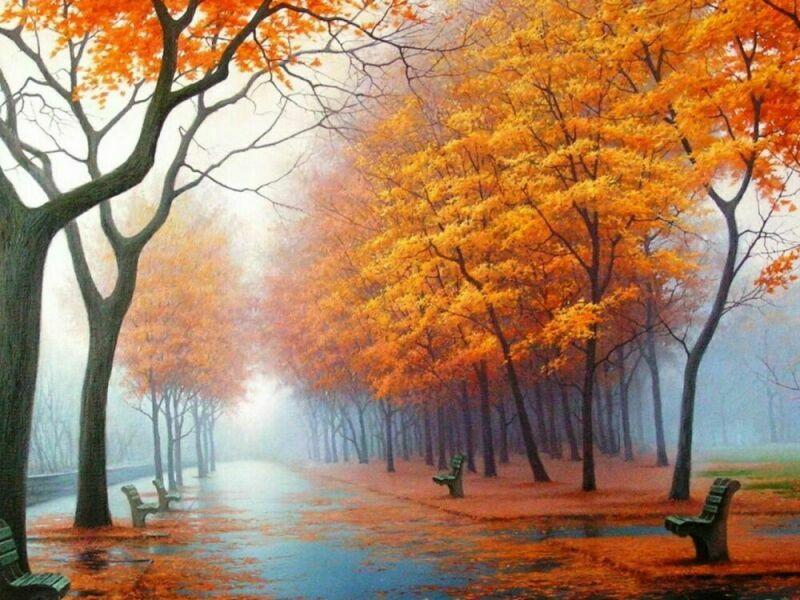 Добро пожаловать в осень