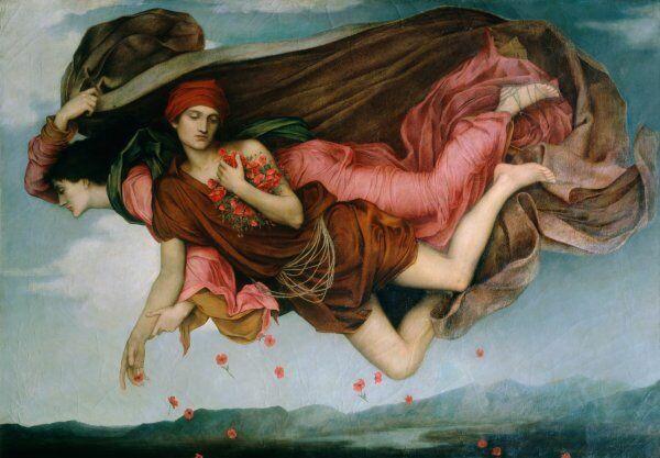 Маки в мифологии