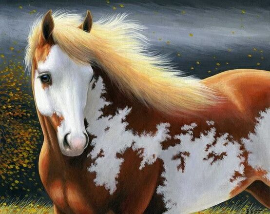 Стихи о лошади