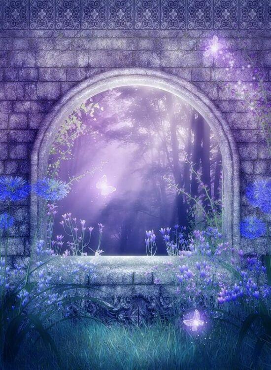 Омойте сердце тишиной волшебные