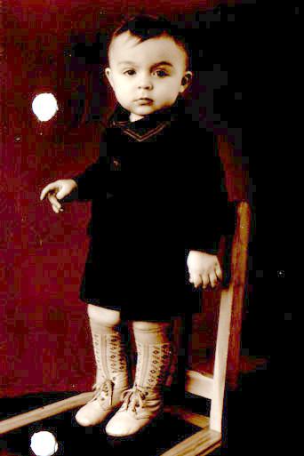 Фото Николая Колычева в детстве