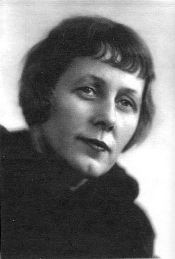 Мария Петровых фото