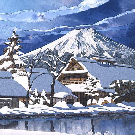 Maeno Takashi - автор техники кинусайга