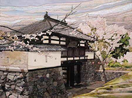 Японское искусство кинусайга