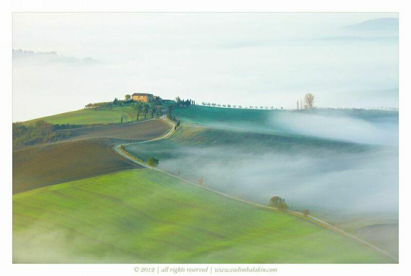 Вадим Балакин и красивые фотографии природы