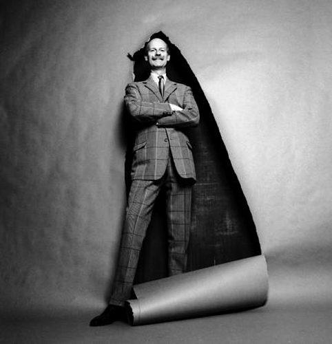 Норман Паркинсон - известный фотограф