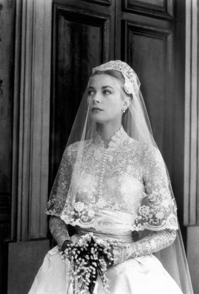 свадебное платье Келли Грейс