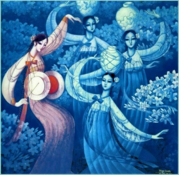 Китайская живопись