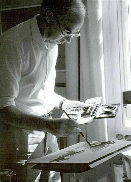 Картины импрессионистов.