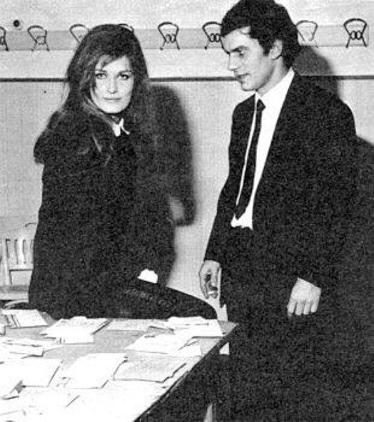 Луиджи Тенко и Далида
