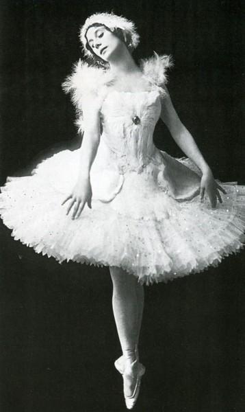 Балерина Анна Павлова и балет
