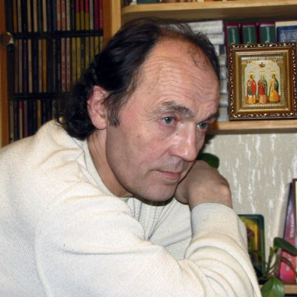 Русский поэт Николай Колычев