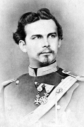Сказочный король Баварии Людвиг II