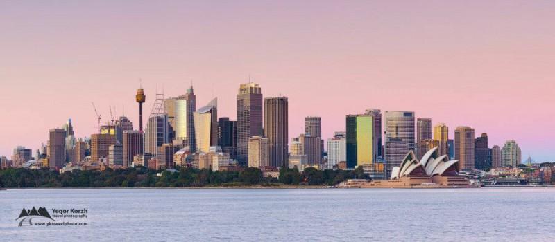 Краисвые фотографии Австралии