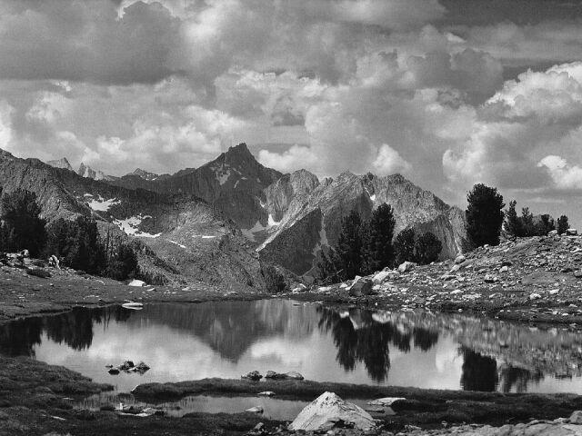 Ansel Easton Adams - классик фотопейзажей