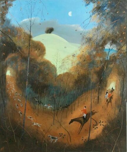 The Hunt, Nicholas Hely Hutchinson