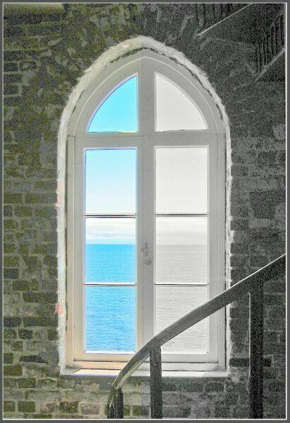 Больничное окно