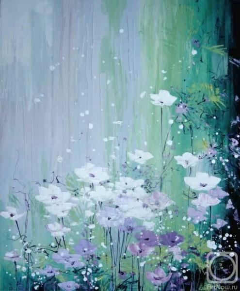 Букет полевых цветов. Михаил Яремкив  ©