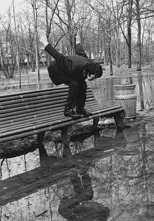 Леонид Енгибаров в жизги