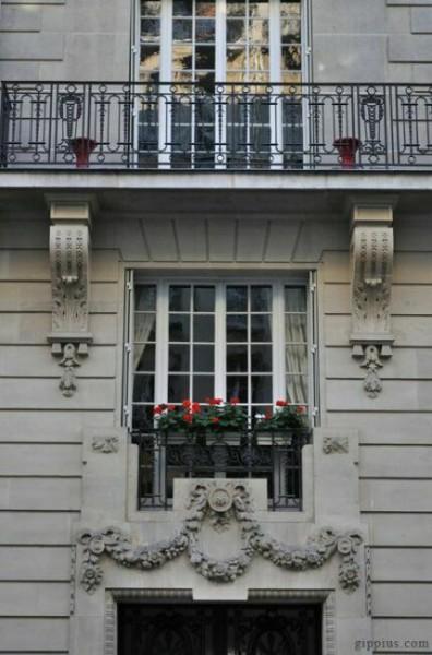 Дом Мережковских в Париже