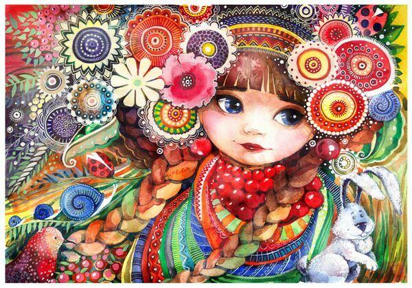 очарование женственности от Lesya_Nedzelskaya