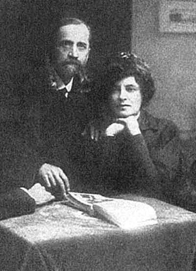 Гиппиус и Мережковский
