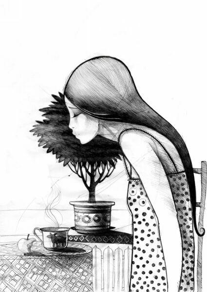 женские образы Lesya_Nedzelskaya