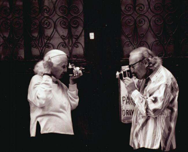 Портреты известных фотографов двадцатого века