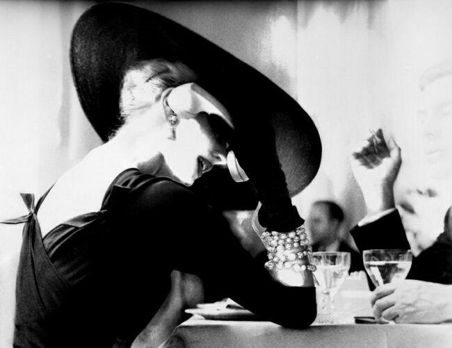 Известная женщина фотограф 20 века Лиллиан Бассман