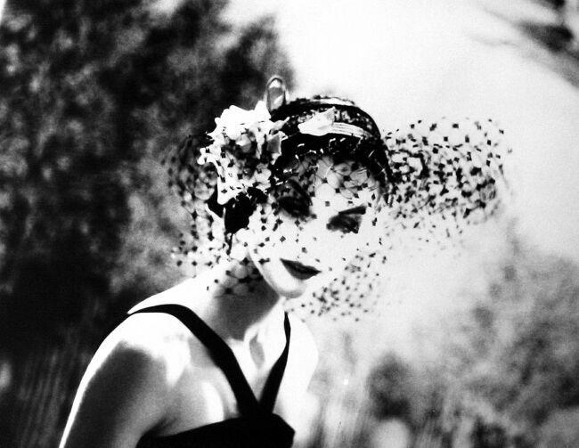 Знаменитая фотограф женщина Lillian Bassman