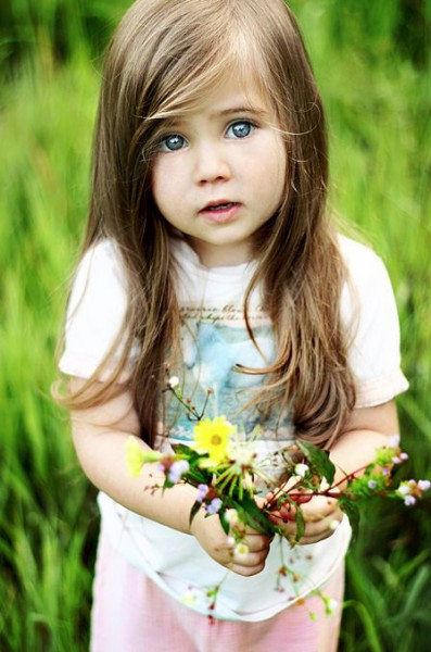 Очаровательные дети и их письма к Богу
