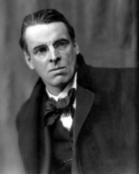 портрет Йейтс Уильям Батлер