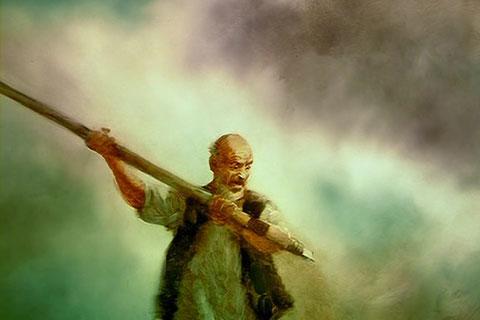 Фильм Петрова по Хемингуэю Старик и море