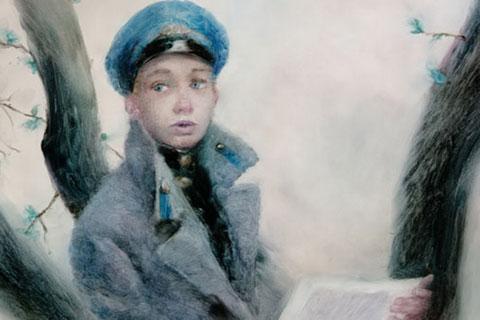 мультфильм Александра Петрова  Моя любовь