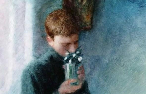 """Александр ПЕтров режиссер мультфильма """"Моя любовь"""""""