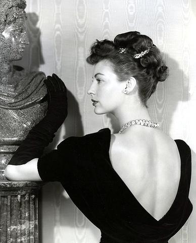 Fotos Ava Gardner - A atriz de Hollywood velho