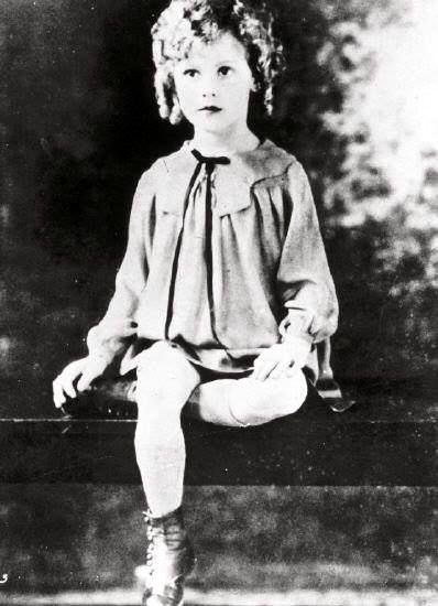 Ava Gardner na infância