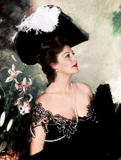 frame do filme com Ava Gardner