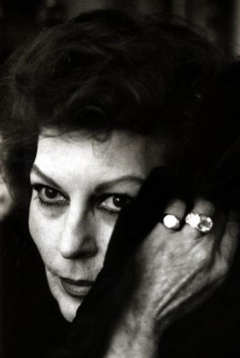 foto Ava Gardner na velhice