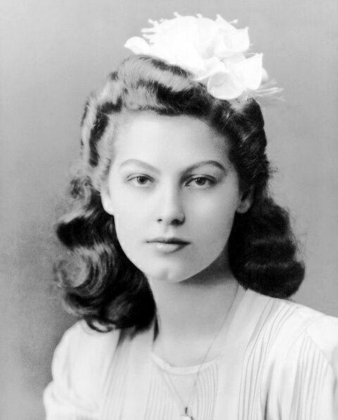 foto jovem Ava Gordon