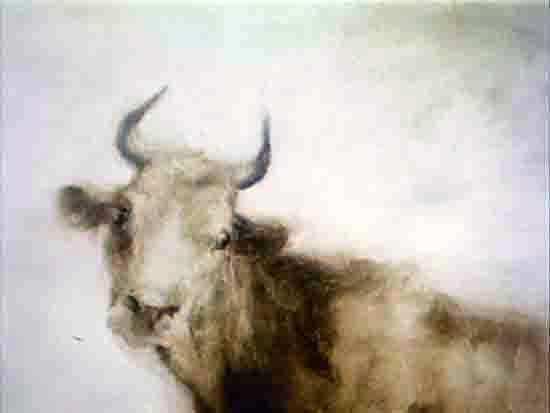 Кадр из фильма мультипликатора Петрова